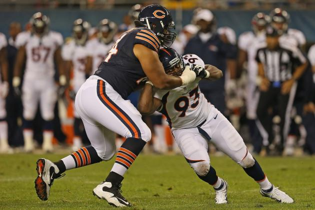 Chris Williams and J'Marcus Webb: Chicago Bears Must Trade Loser of LT Battle
