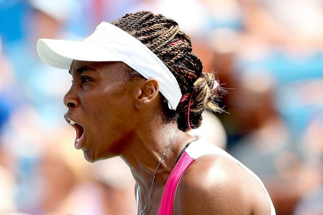 Western & Southern Open 2012: Venus Williams Will Finally Defeat Li Na