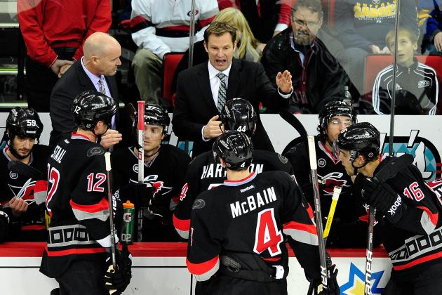 Carolina Hurricanes: What Will the 'Canes Lines Look Like in 2012-2013?