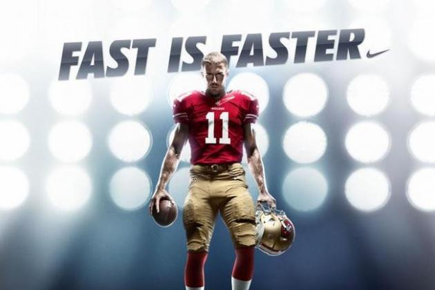 San Francisco 49ers' Jerseys Voted Best in All of Football