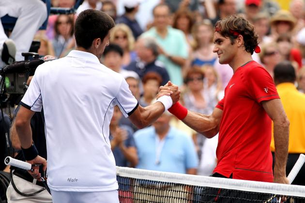 Roger Federer vs Novak Djokovic: Is W & S Open Final a Preview of US Open Final?