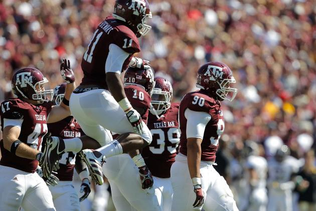 Breaking Down Texas A&M's Ranking in the AP Preseason College Football Poll