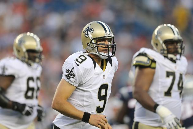 Are the New Orleans Saints the Best Team in the NFC South?