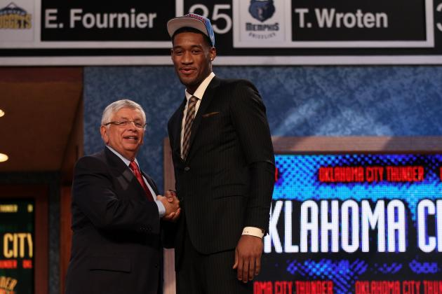 Oklahoma City Thunder: Can Perry Jones III Replace James Harden?