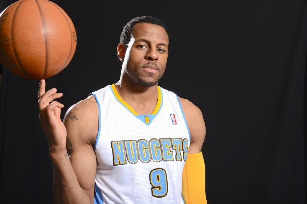 NBA Rumors: Denver Nuggets Must Lock Up Andre Iguodala with Long-Term Deal