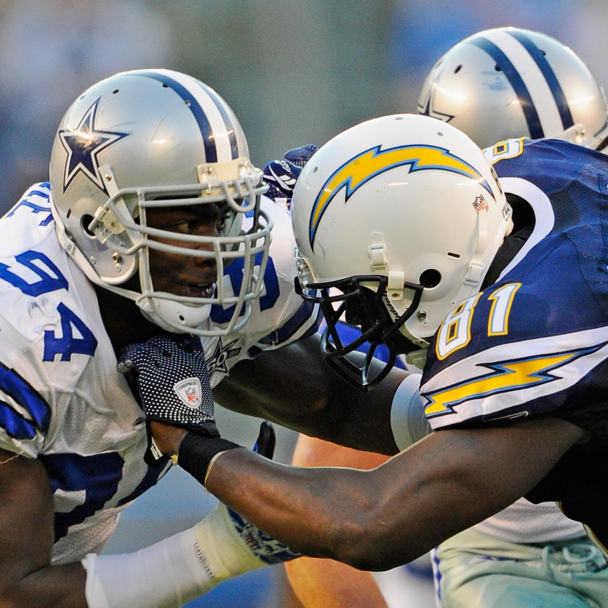 San Diego Chargers Dallas Cowboys: Dallas Cowboys Vs San Diego Chargers: Preseason Week 2