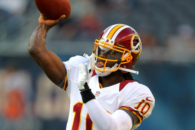 Washington Redskins vs. Chicago Bears Live Blog