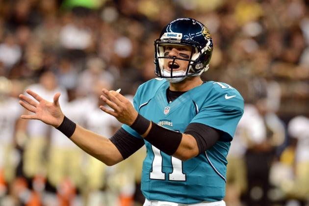 Could Blaine Gabbert Be the Most Improved Player in the NFL This Season?
