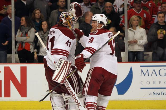 Phoenix Coyotes: Shane Doan, Mike Smith Waiting on Sale of Team to Greg Jamison