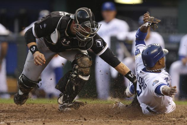 Kansas City Royals Ruin the White Sox's Visit to Kaufman Stadium