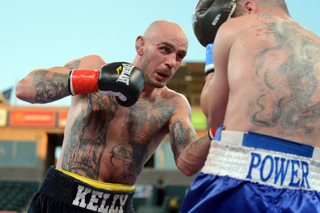 Sergio Martinez vs. Julio Cesar Chavez: Is Kelly Pavlik Being Saved for Chavez?