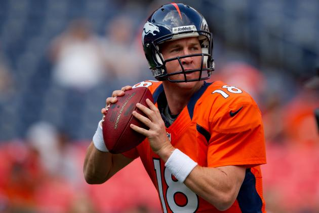 Seahawks vs. Broncos: Peyton Manning Impressive in Spite of Rust