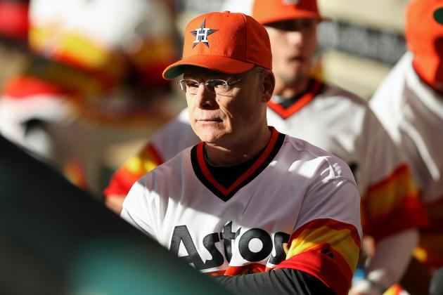 Houston Astros Fire Manager Brad Mills