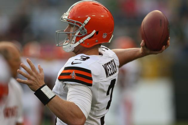 Why Brandon Weeden Will Be a Rookie of the Year Candidate