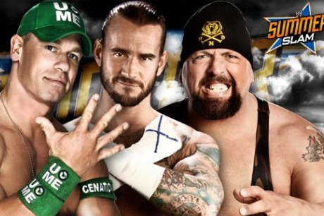 WWE SummerSlam 2012: Triple-Threat WWE Championship Match Is Solid Booking