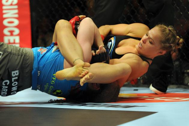 Strikeforce Results: Ronda Rousey Can Not Be Stopped