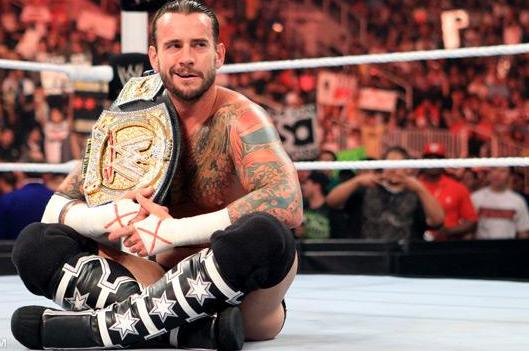 WWE SummerSlam 2012: CM Punk Still Won't Be the Main Event