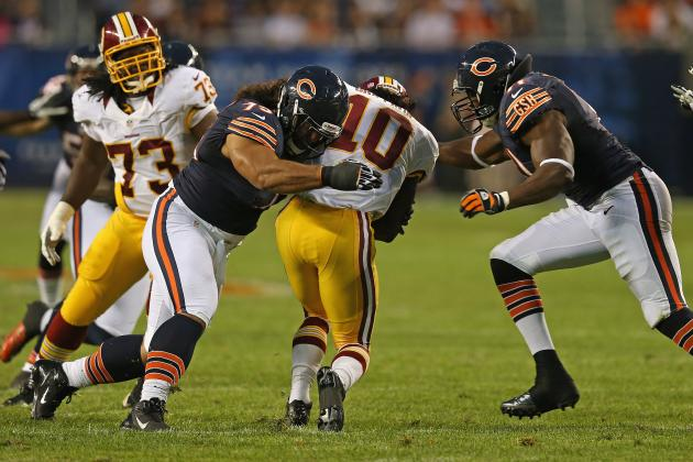 Offensive Line Set to Be Washington Redskins' Biggest Weakness in 2012