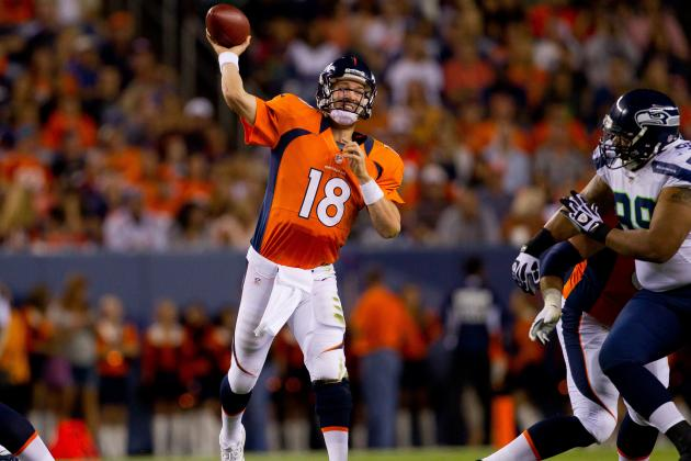 Broncos vs. Seahawks: Peyton Manning and Denver Lose Big