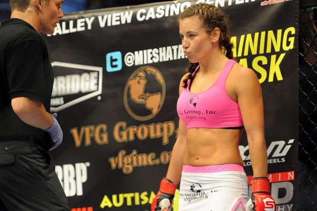 Miesha Tate: What's Next for the Former Strikeforce Bantamweight Champion?