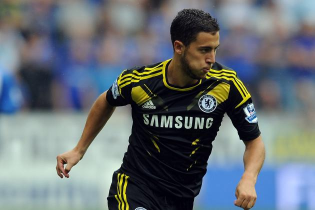 Chelsea Football: Eden Hazard Impresses in Domestic Debut
