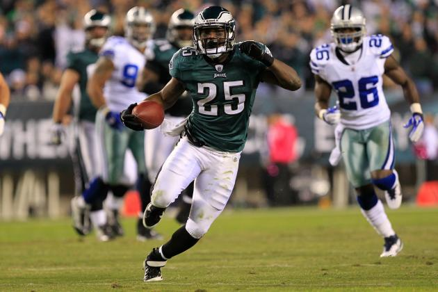 Fantasy Football: Updated Top 75 Running Backs in Standard-Scoring Leagues