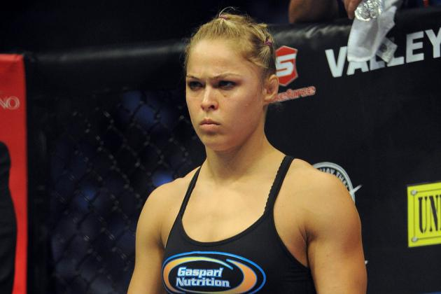 Ronda Rousey: Why Strikeforce Fighter Reminds Us of Mike Tyson
