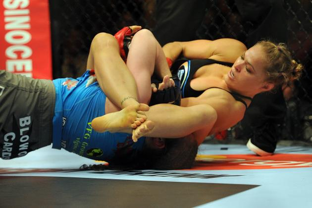 Strikeforce Results: Ronda Rousey Strengthens Role as Face of Strikeforce
