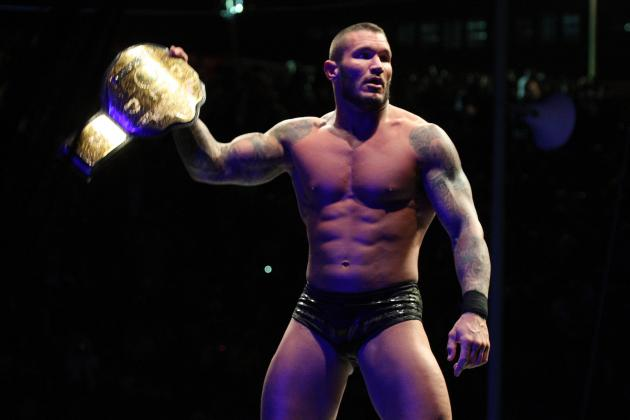 WWE SummerSlam 2012: Randy Orton Will Factor in World HeavyWeight Title