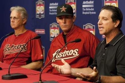 Astros Name Tony DeFrancesco Interim Manager, Who Will Be Manager in 2013?