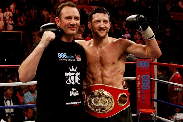 Carl Froch to Announce Opponent Tomorrow: Who Will