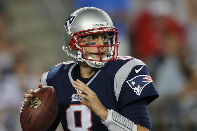 New England Patriots: Hoyer Needs to Shine Quickly to Score in Free Agency