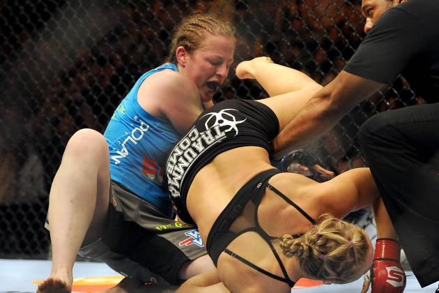 Rousey vs. Kaufman Results: Armbar Queen's 54-Second Rout Exposes Competition
