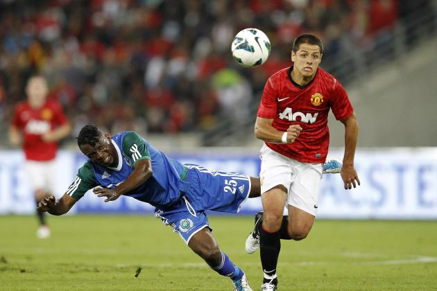 Manchester United: Robin Van Persie Signing Makes Javier Hernandez Expendable