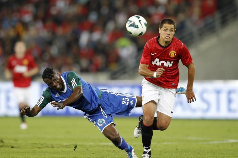 Manchester United: Robin Van Persie Signing Makes Javier Hernandez Expendable