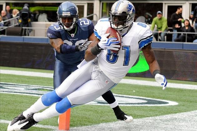 Fantasy Football 2012: Top 75 Wide Receivers in Standard-Scoring Leagues