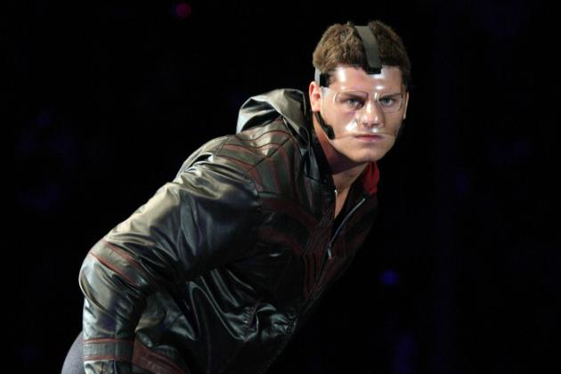 WWE SummerSlam 2012: Should Cody Rhodes Be Left Off the Card?