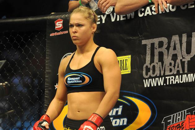 Ronda Rousey: Why Her Next Fight Needs to Be on a UFC Card