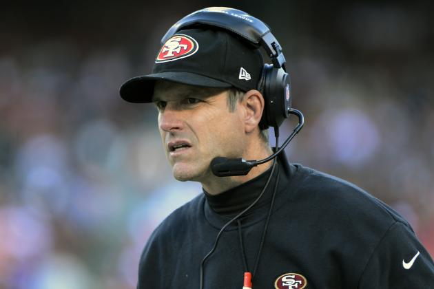 NFL Preseason 2012: Jim Harbaugh on the Confusion of NFL Replacement Referees