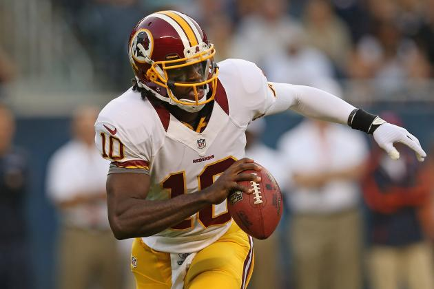 Washington Redskins vs. Chicago Bears: What We Learned About the 'Skins