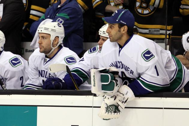 Vancouver Canucks: Why Luongo May Not Be Going Anywhere... for Now