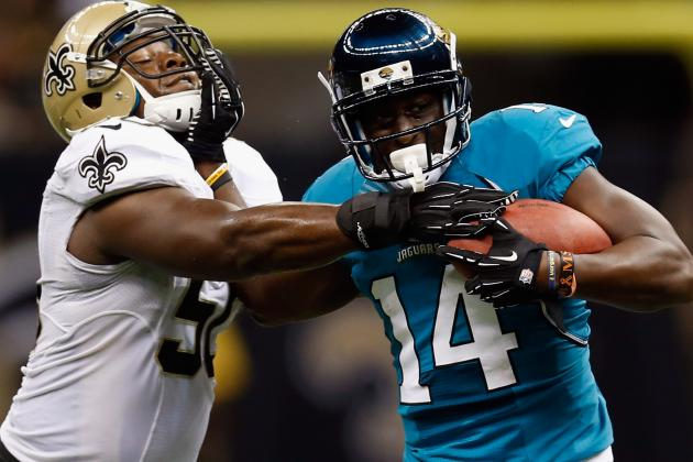 Jacksonville Jaguars Make Statement Against New Orleans Saints