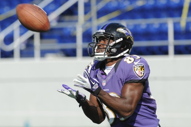 Has Deonte Thompson Earned a Roster Spot for the Baltimore Ravens?