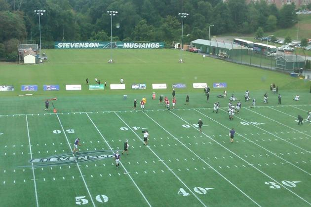 Baltimore Ravens Training Camp News and Notes: August 19