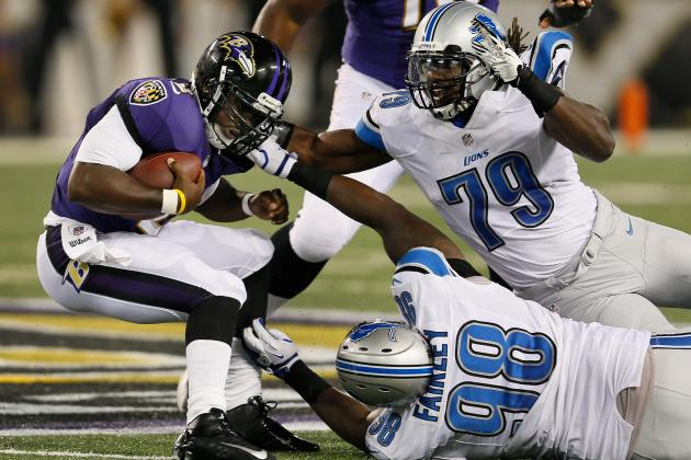 Which Detroit Lions Veteran Has Impressed Most in Camp?