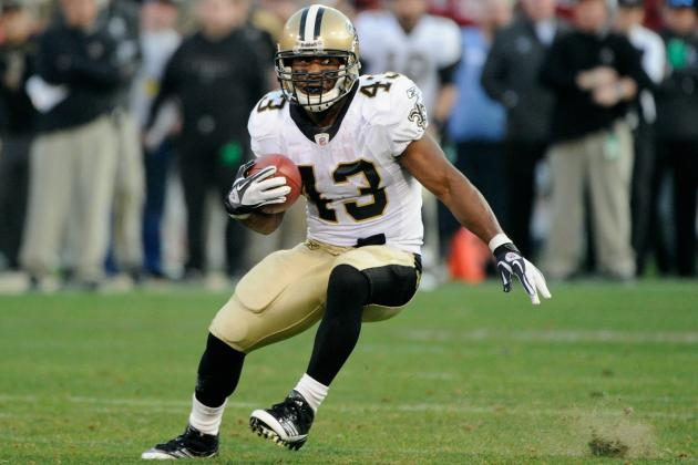 Saints RB Darren Sproles: 2012 Fantasy Football Profile