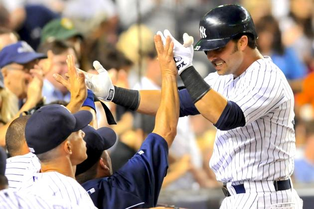 New York Yankees: Nick Swisher Is Getting Hot at the Right Time for Bombers