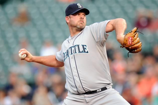 Seattle Mariners: Should They Think about Trading Kevin Millwood?