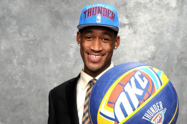 Oklahoma City Thunder: Can Perry Jones III Replace James Harden?