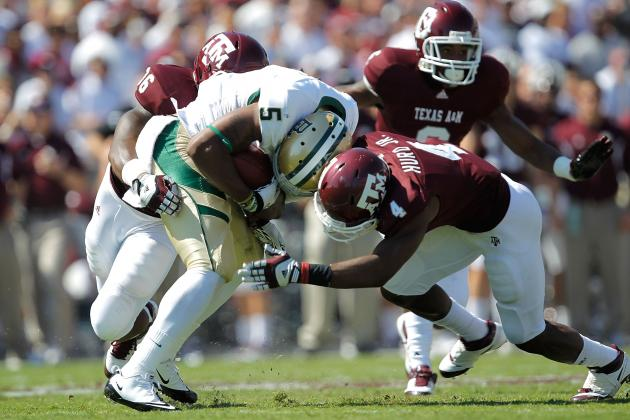 Texas A&M 2012: Kevin Sumlin Good for Offense, but Defense Is the Key in the SEC